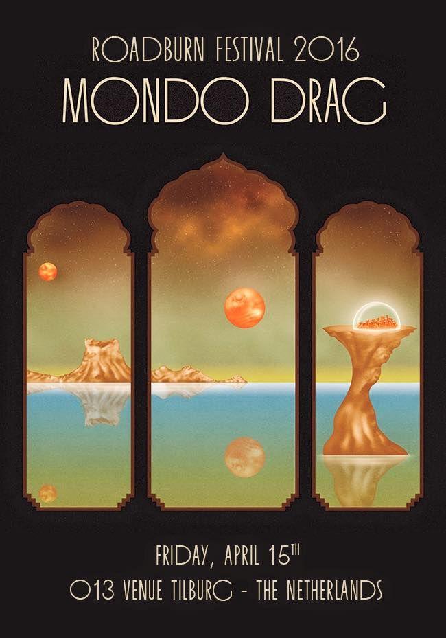 2016: Mondo Drag (Roadburn Festival)