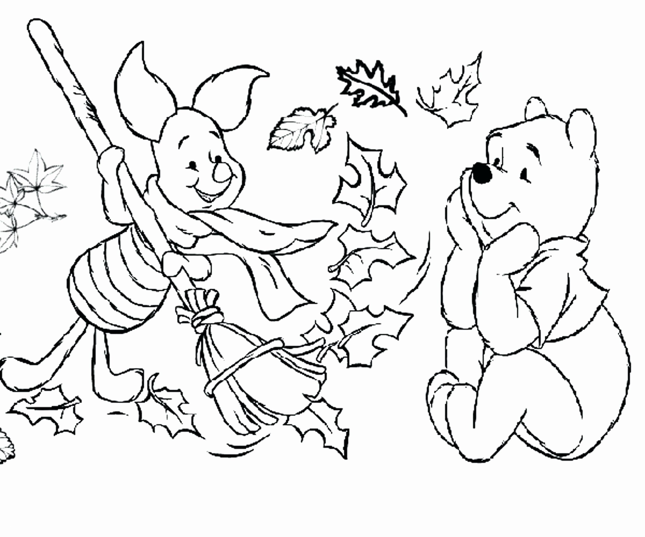 Quick Fall Coloring Pages For Pre K Preschool Worksheets Free