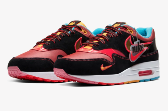 Release Date Nike Air Max 1 NYC Chinatown Air max 1