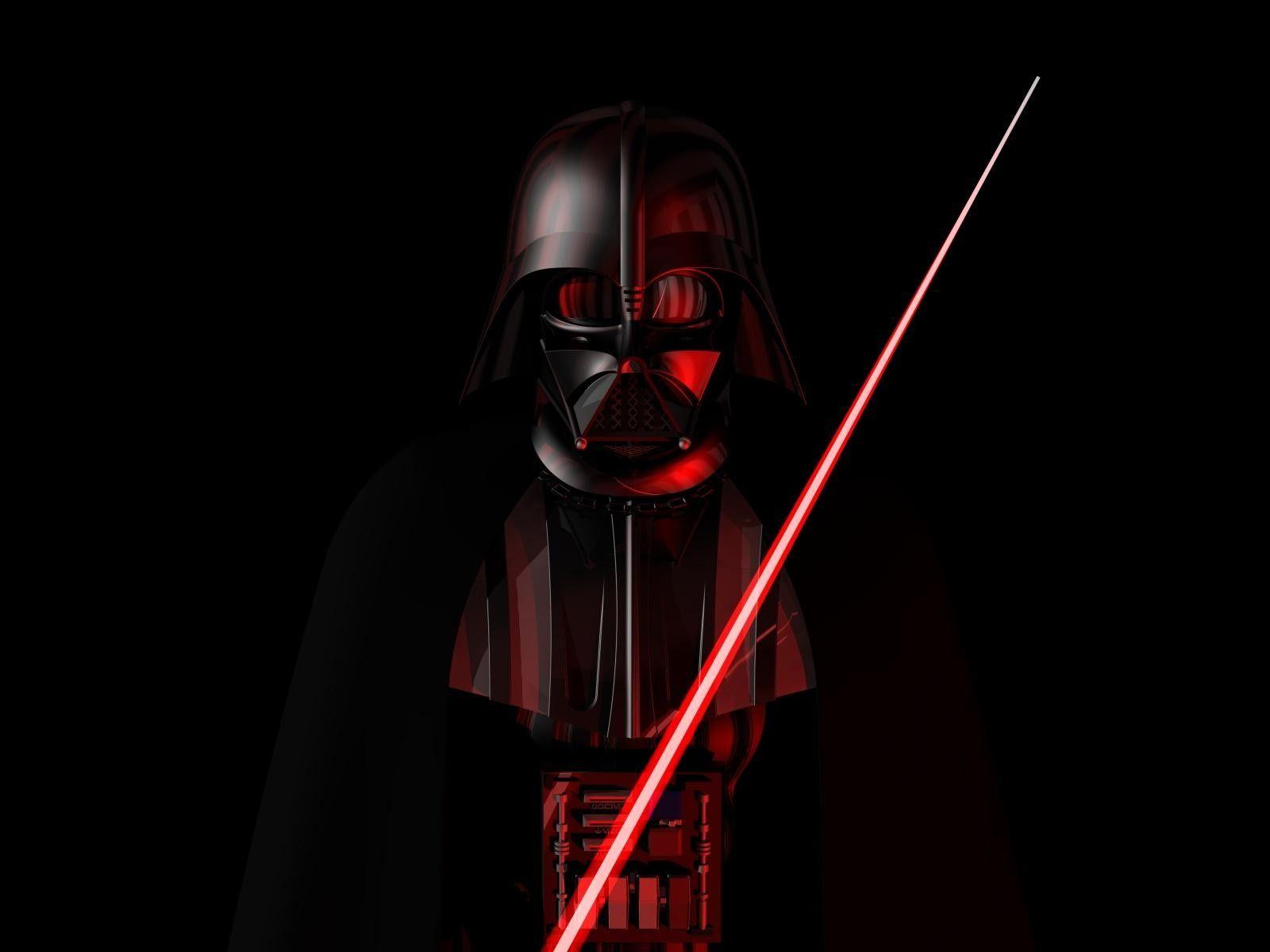 Star Wars Darth Vader Wallpaper For Desktop Fond D Ecran Star Wars Seigneur Sith Illustrations De Star Wars