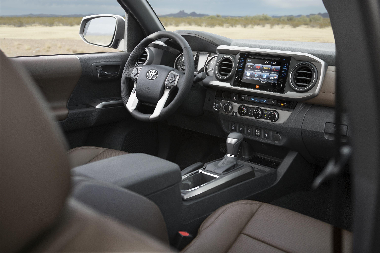 2016 #Toyota #Tacoma Interior