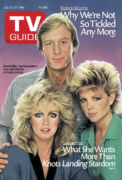 Pin on TV GUIDE COVERS 1984