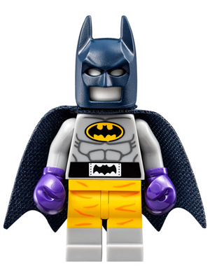 NEW LEGO BATMAN RAGING BATSUIT FROM SET 70909 THE LEGO BATMAN MOVIE sh311