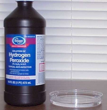 To Clean Showers And Mildew Spray 3 Hydrogen Peroxide