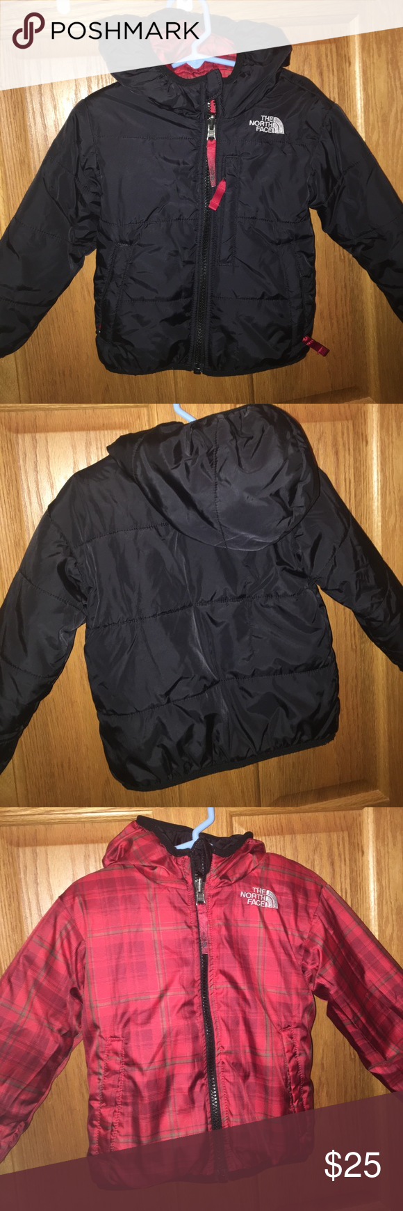 Like New Reversible North Face Puffer Jacket 2t North Face Puffer Jacket The North Face Jackets [ 1740 x 580 Pixel ]