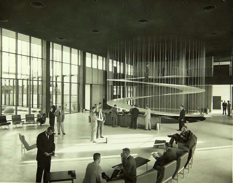 Pereira & Luckman | Convair Astronautics | San Diego, USA | 1958 © Google search