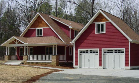 Gran casa americana con doble garaje | www.casasdemaderaymas.com
