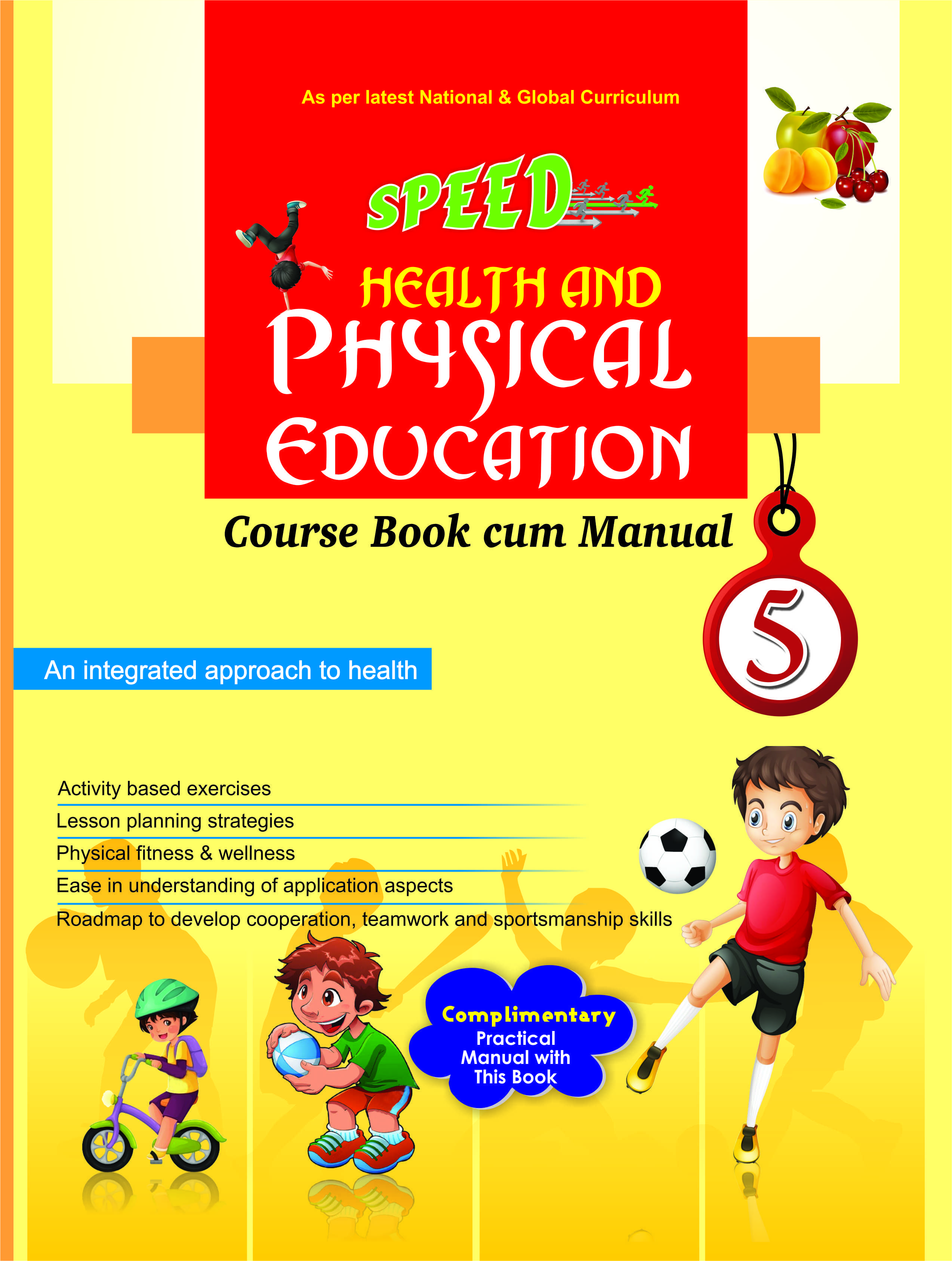 Speed Health Amp Physical Education For Class 5 With Images
