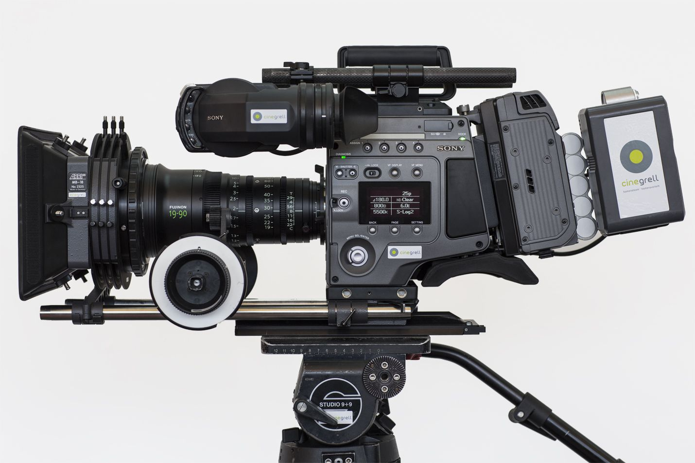 For The Big Picture Cinema Camera Old Cameras Film Equipment