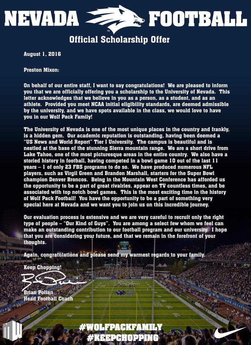 Nevada college football recruiting football recruiting
