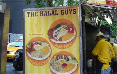 Halal Food Takes Over Nyc Searchindia Com Blog Halal Recipes Halal Ny Restaurants