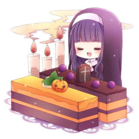 Chibi bánh ngọt
