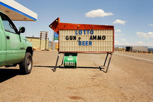 Guns Ammo Beer Lotto #gunsammo