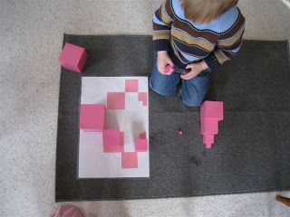 What DID we do all day? : Pink Tower Extensions