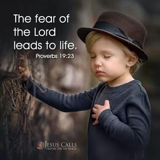 <3 <3 Proverbs 19:23