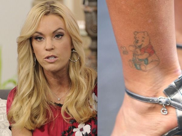 Hideous celebrity tattoos men