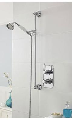 Butler Rose Victoria 1 Outlet Concealed Thermostatic Shower