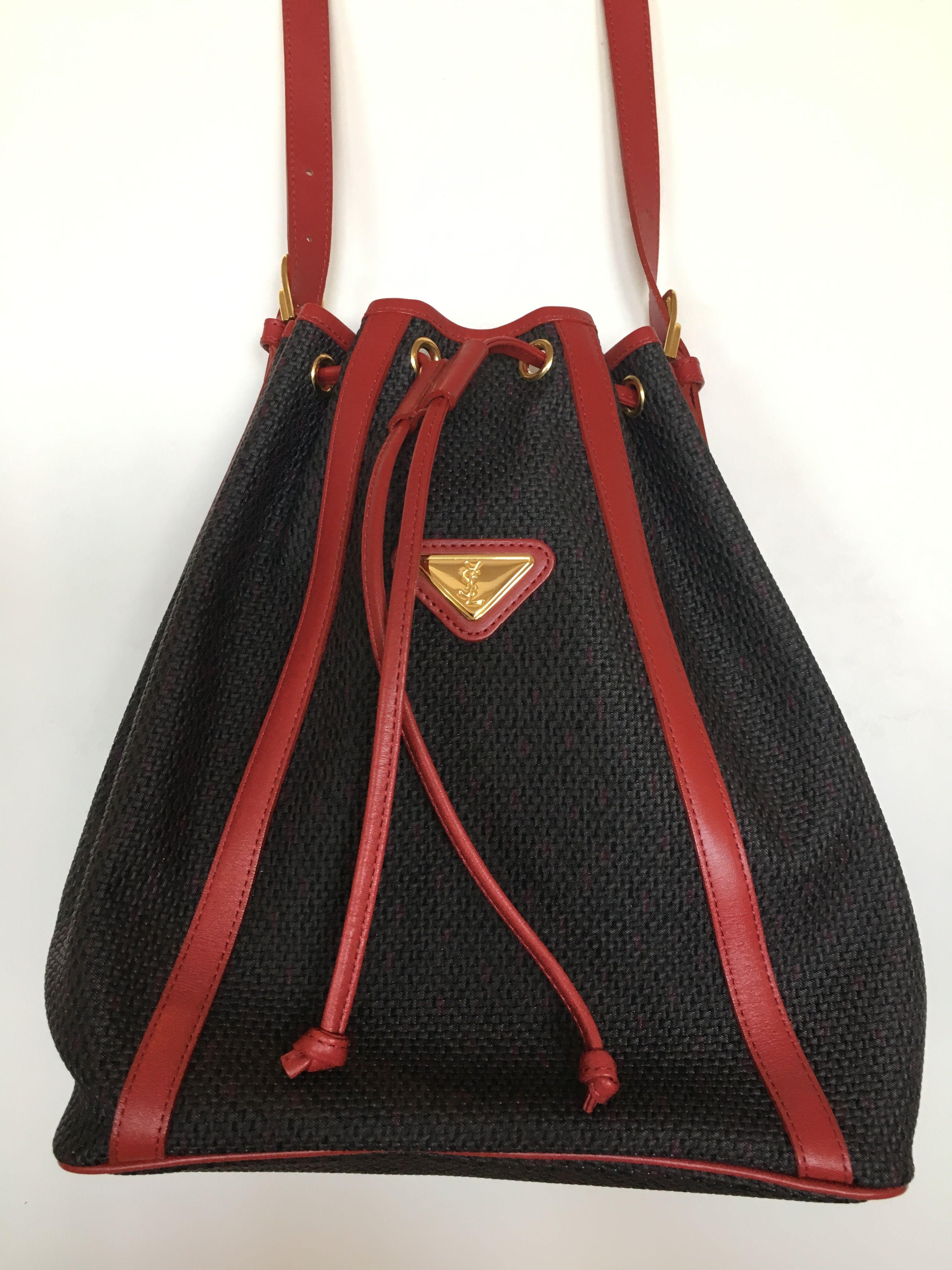 Yves Saint Laurent Japanese Vintage Bag Yves Saint Laurent Vintage Bags Saint Laurent