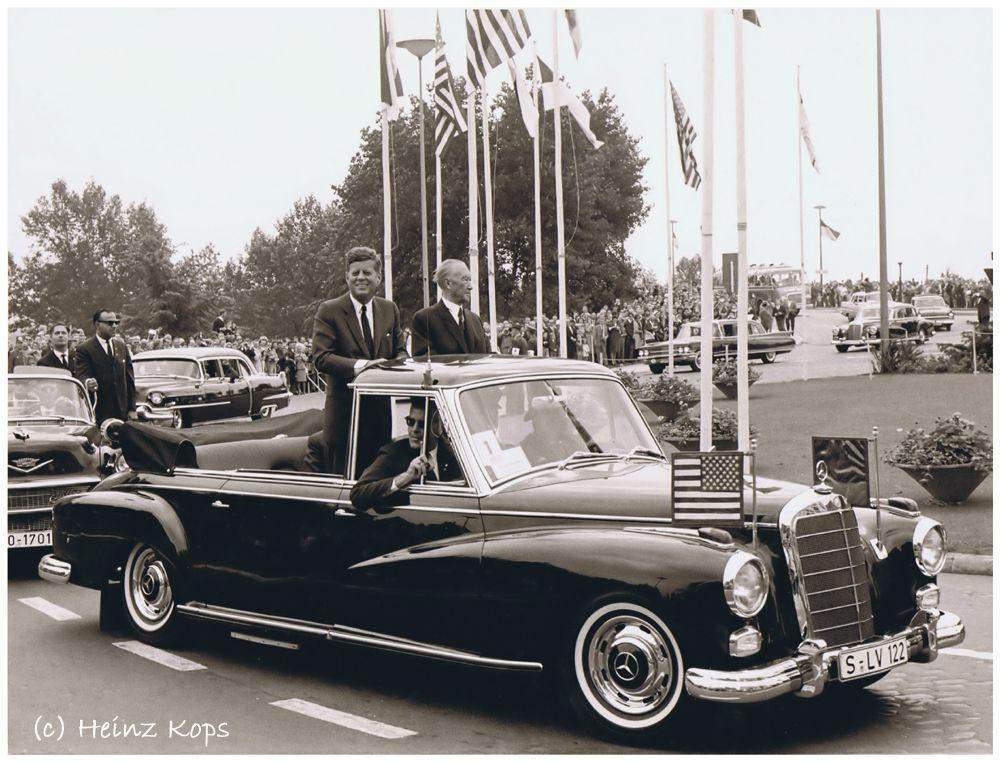 Kennedy In Köln
