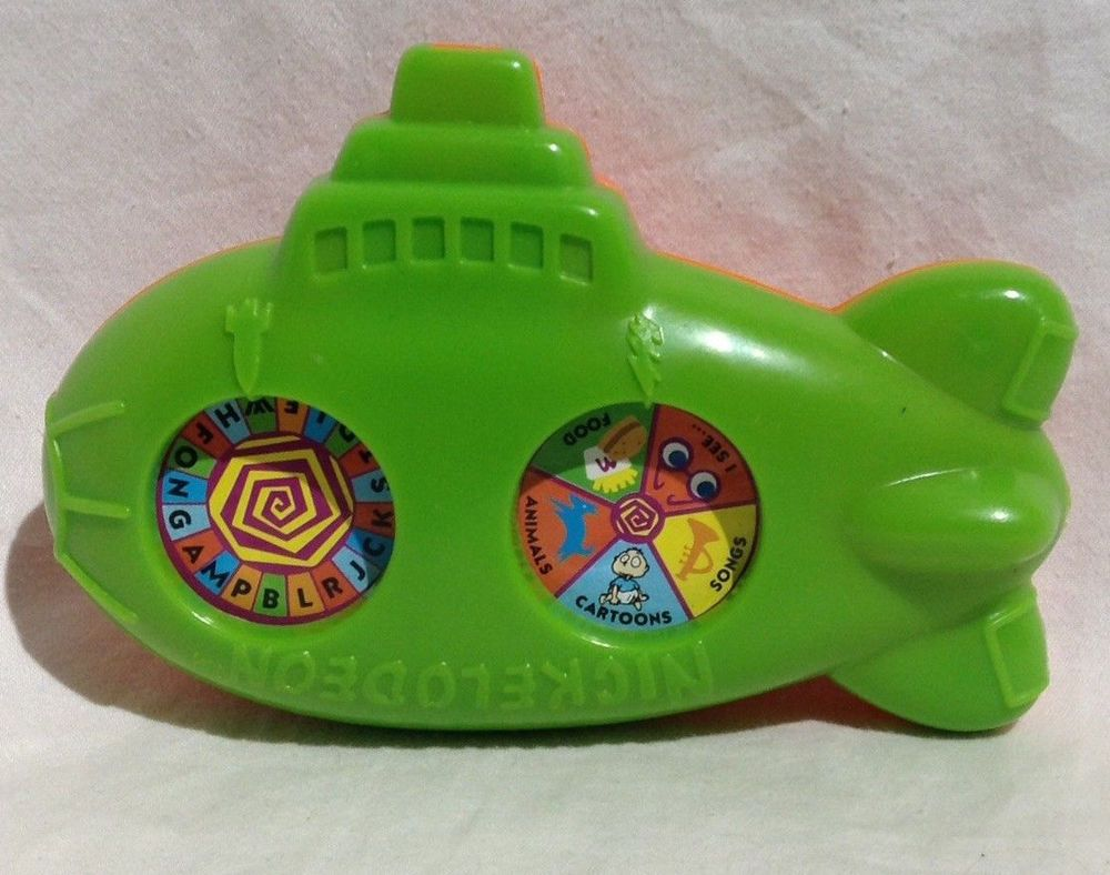 Image result for 1992 nickelodeon mcdonalds toy blimp