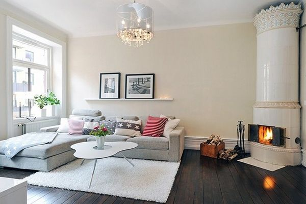 Small Living Room With Fireplace Ideas small fireplace - google search | danielle decor | pinterest