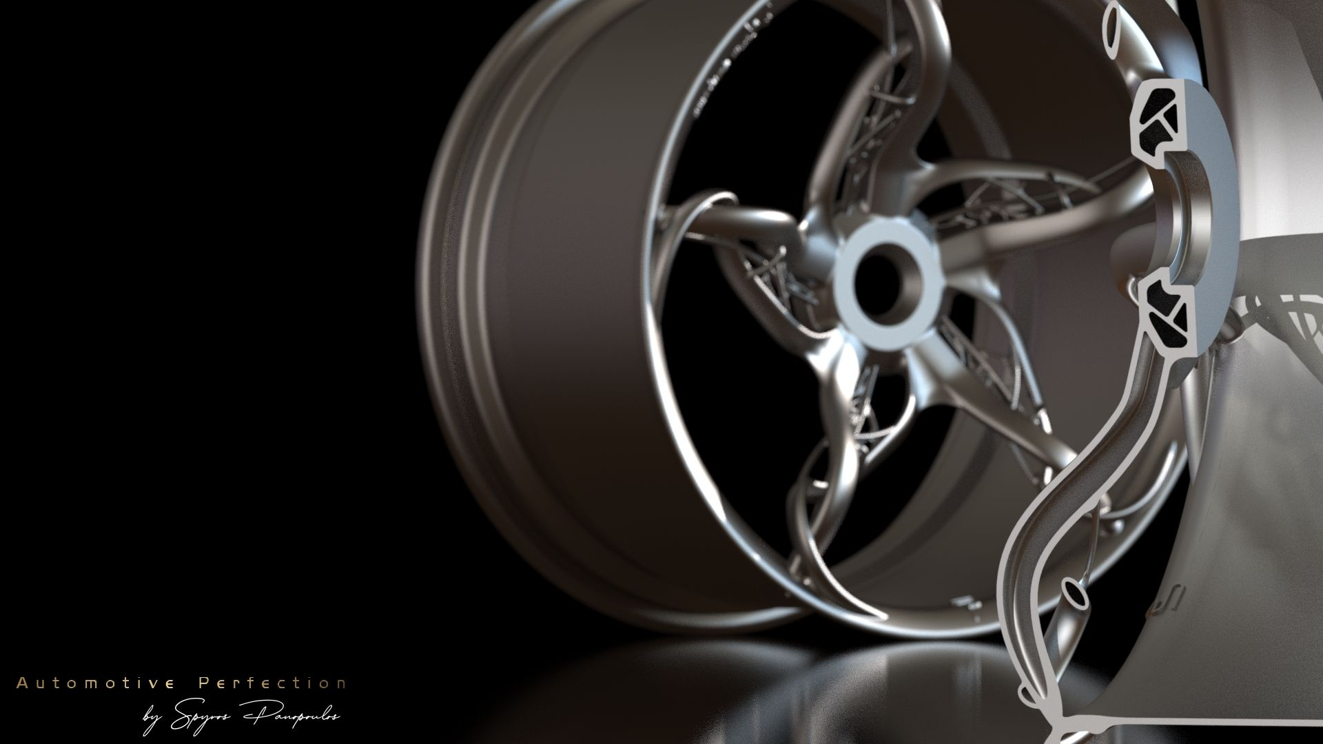 Check Out These 3d Printed Wheels On A 3 000 Horsepower Greek Ultra Car Top Speed In 2020 Car Latest Cars Horsepower