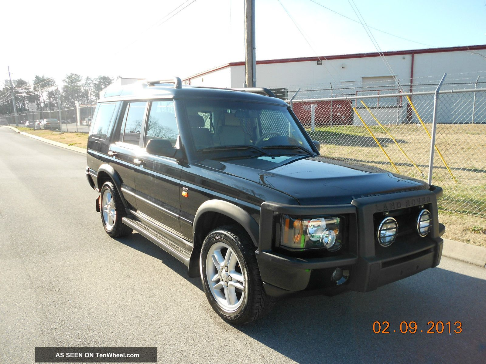 2004 land rover discovery 2004 land rover discovery 2 se7 sport utility 4 door