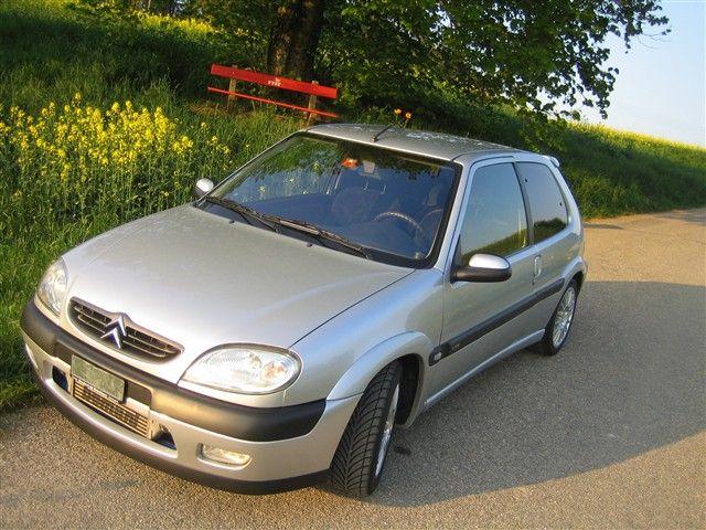 Citroën Saxo VTR