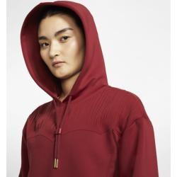 Photo of Moletom com capuz Nike para mulheres – vermelho Nike
