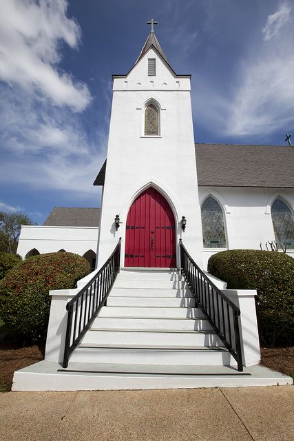 Florida Road Trip Quincy Marianna And Havana Episcopal Church