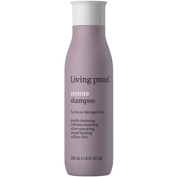 Living Proof Restore Shampoo Found On Polyvore Living Proof Hair Products Living Proof Hair Care Shampoo