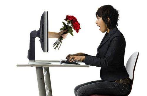 How many married couples met online