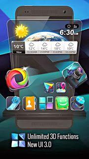 Next Launcher 3d 3 0 Apk Free Download Apk Apps 4 U With Images
