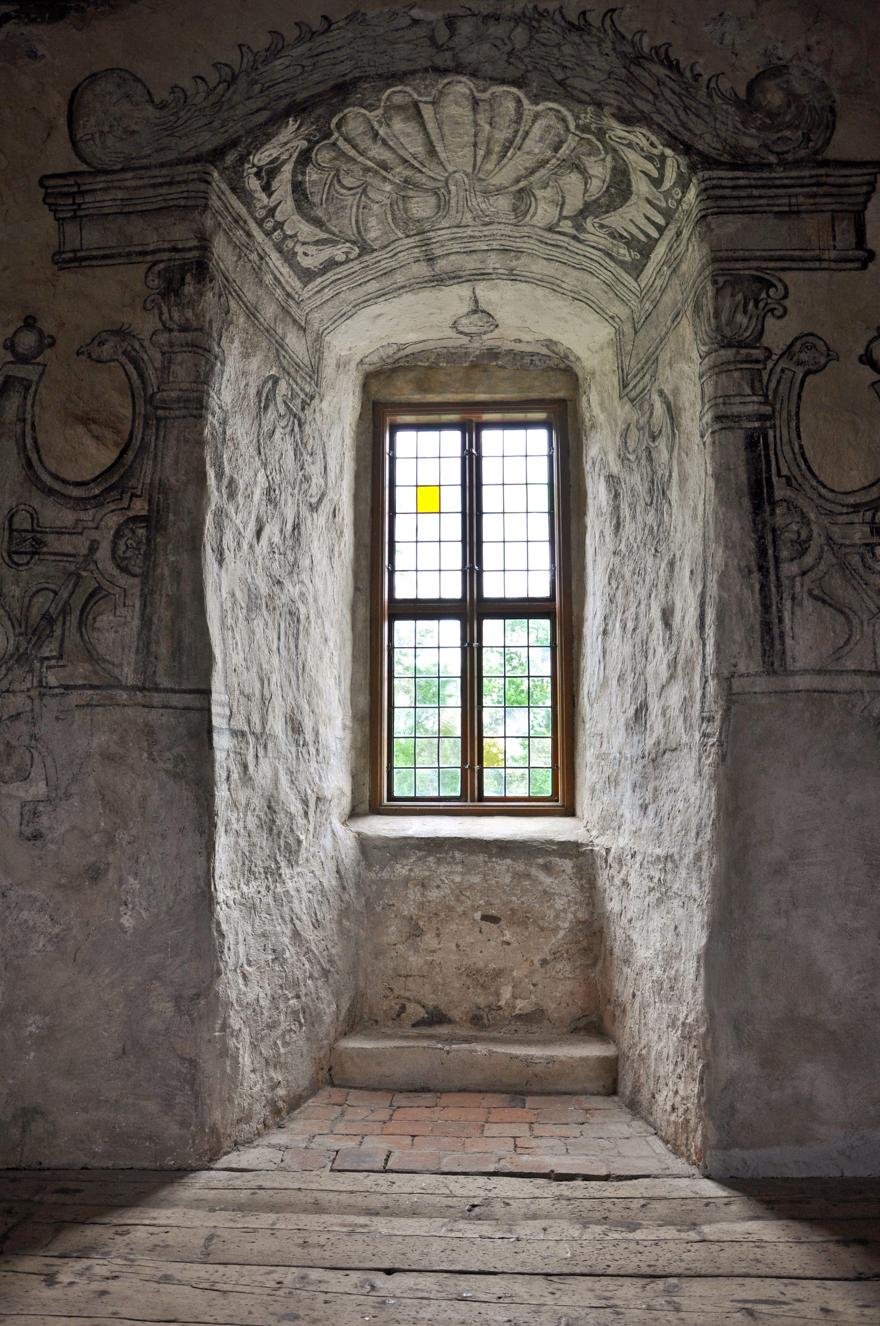Castle window my style fenster architektur t ren - Fenster style ...
