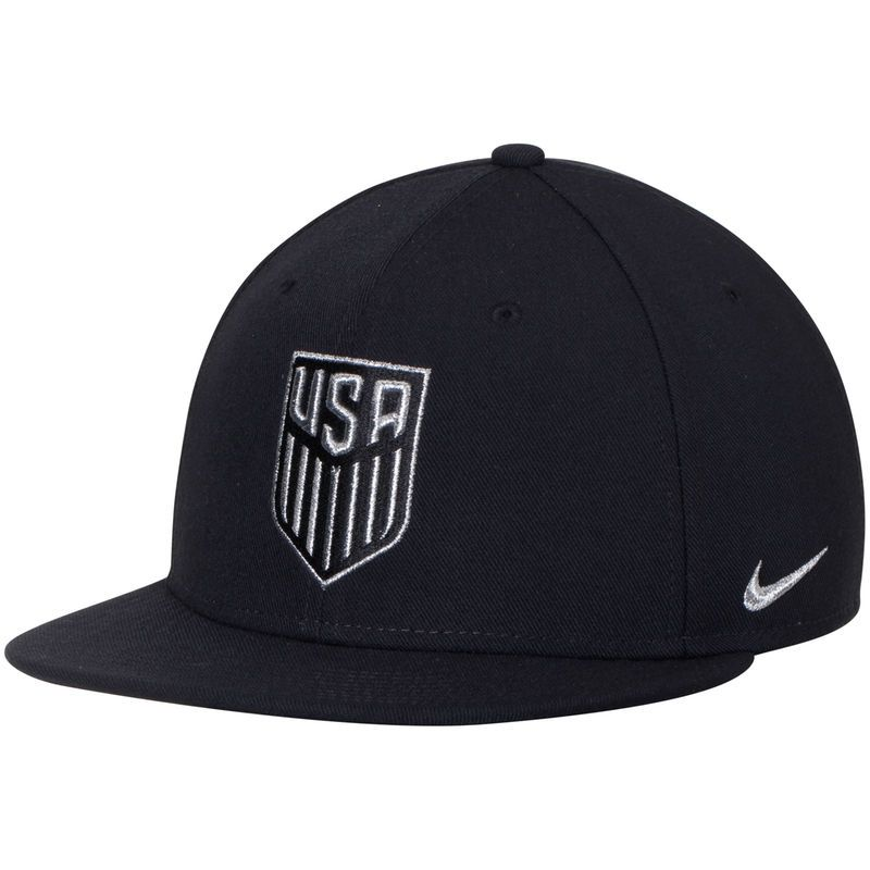 c60a032f755 Team USA Nike Soccer Core Adjustable Hat - Black Soccer Gear