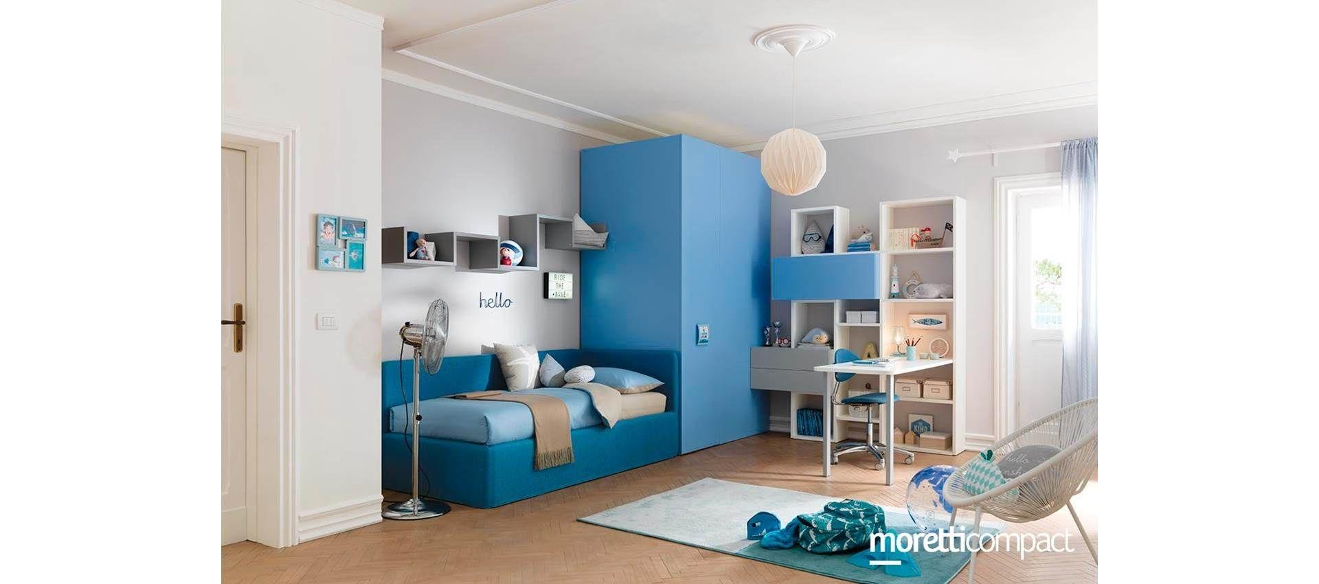 Camerette Moretti Compact Camerette, Arredamento, Mobili