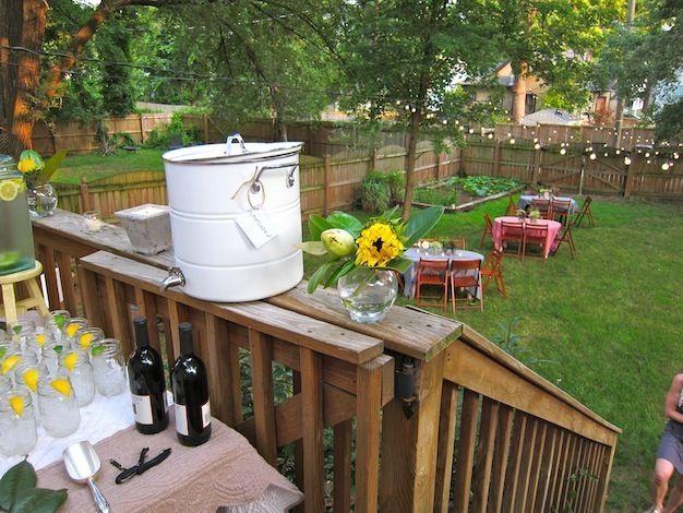 Wild Precious Backyard Bbq Baby Shower Food Backyard Baby
