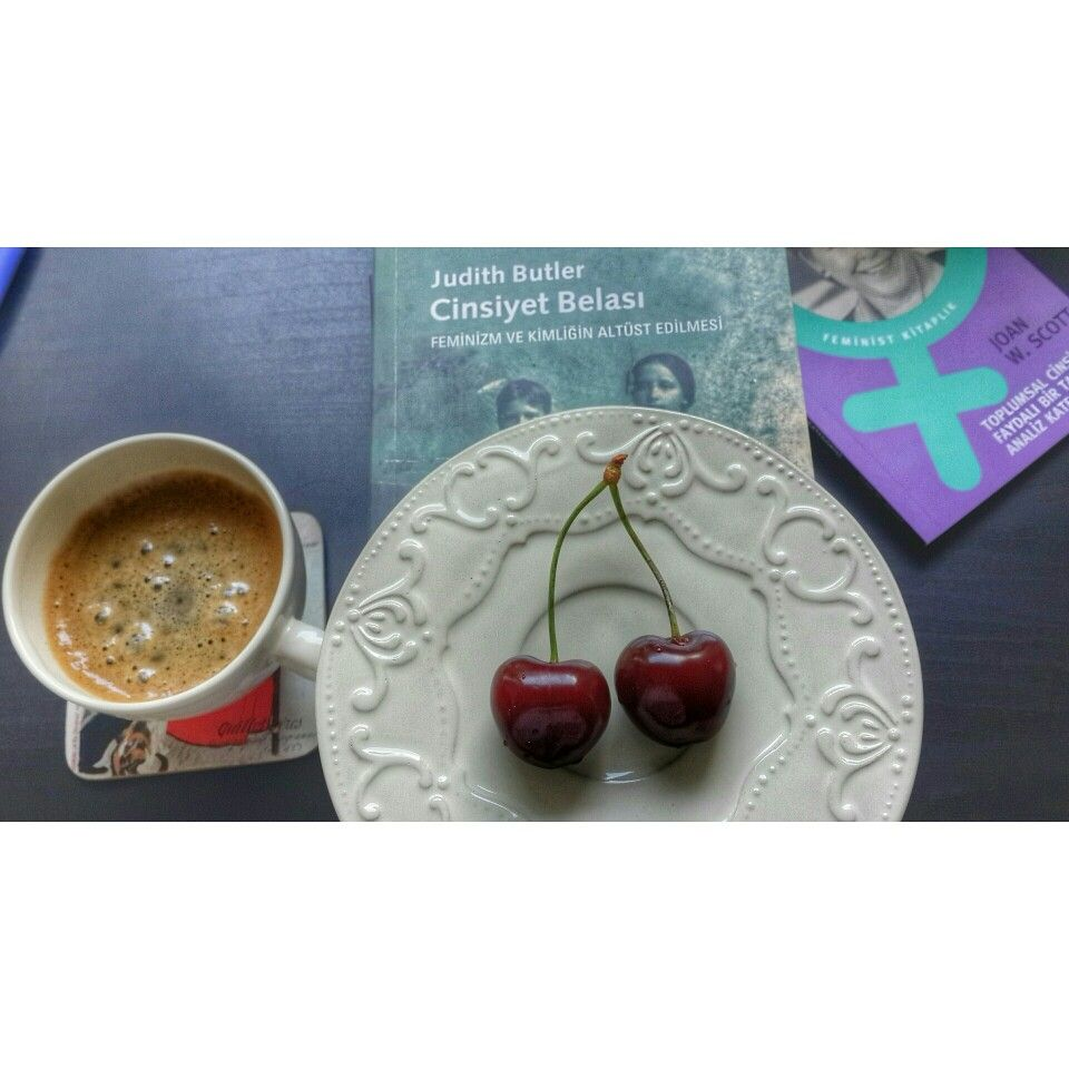 Judith Butler Gender Trouble Cherries And Cafe Crema Cinsiyet