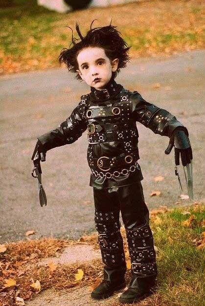 disfraz casero de halloween para nios eduardo manostijeras halloween disfraces manualidades