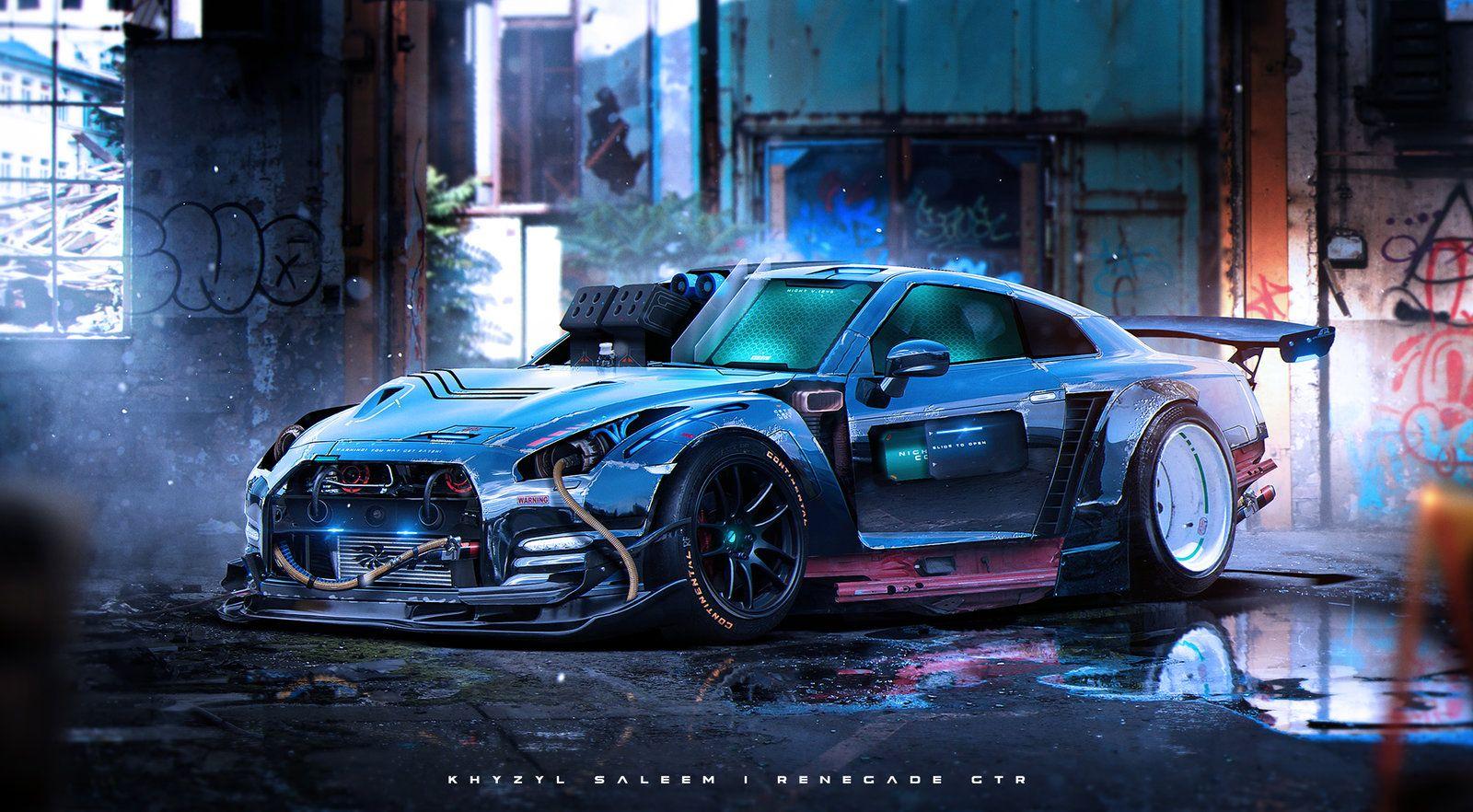 Post apocalypse the artwork and renderings of khyzyl saleem cars pinterest post apocalypse ferrari and cars