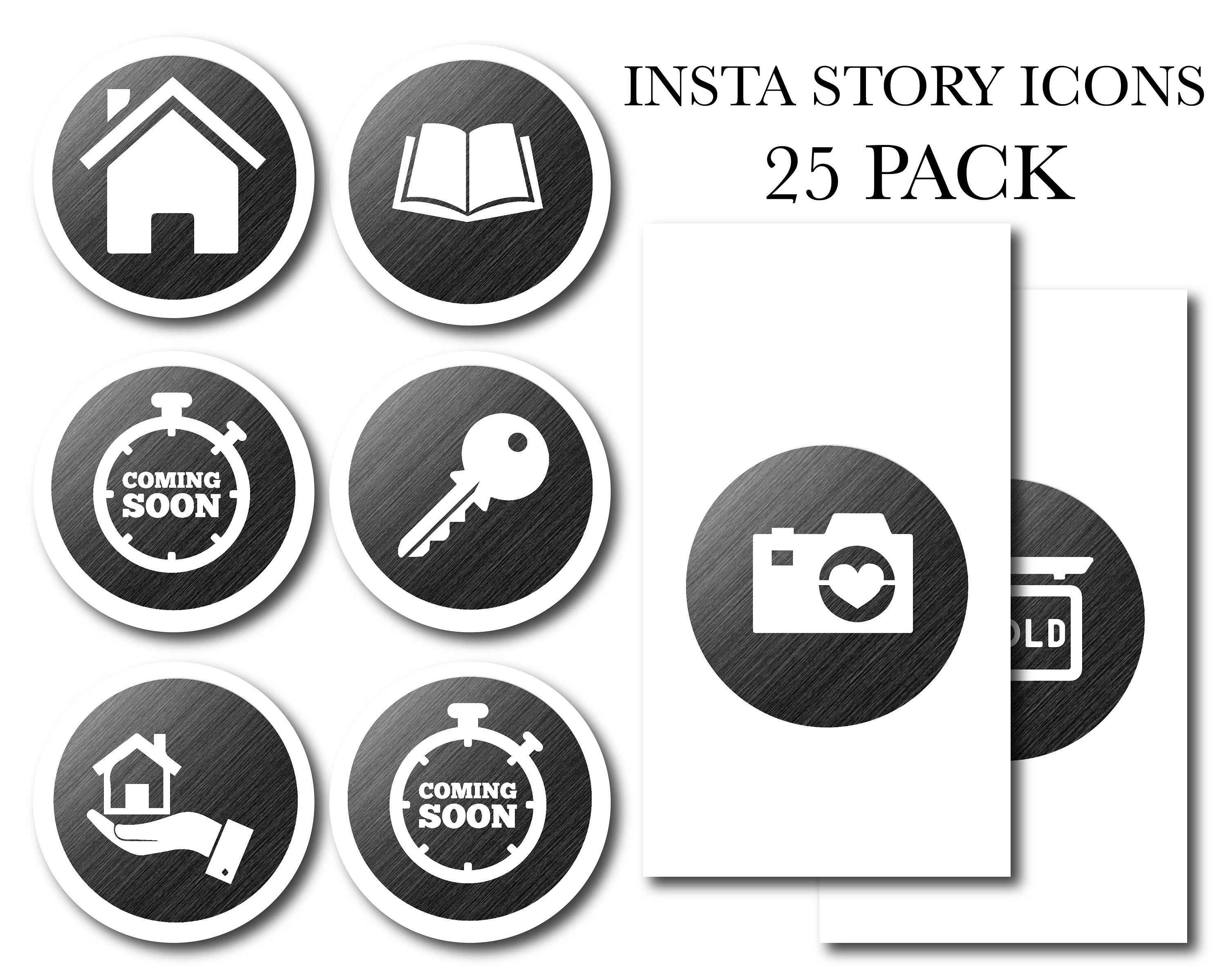 Pin By Kendra Ragsdale On Ispiration Instagram Story Story Highlights Custom Icons