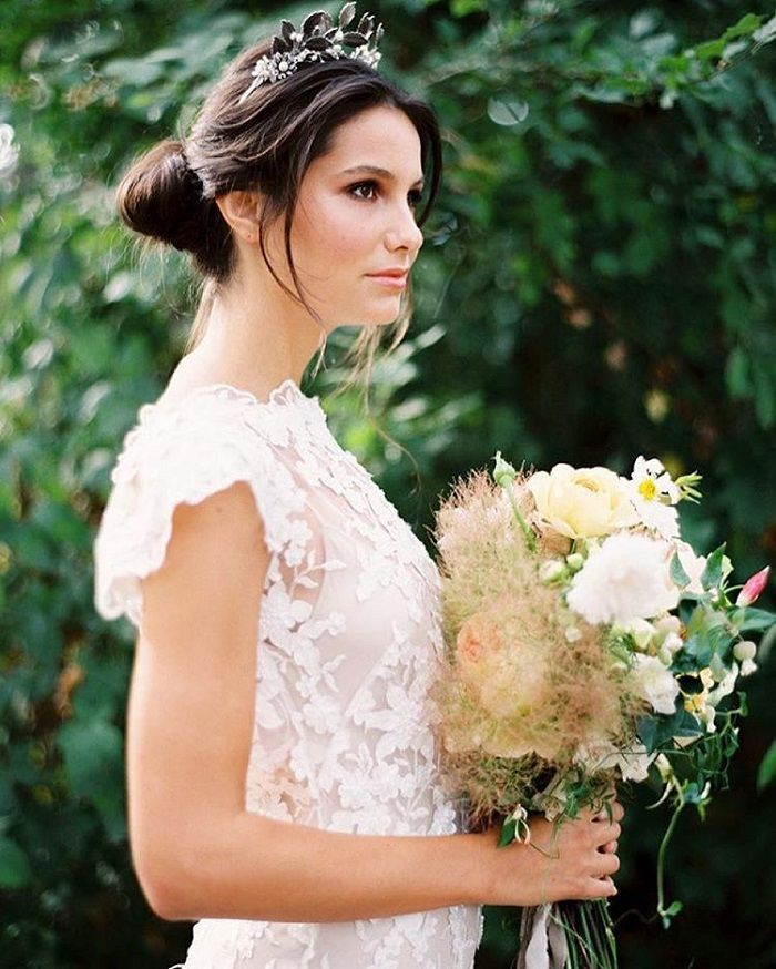 Lace Wedding Dresses With Cap Sleeves Uk 82