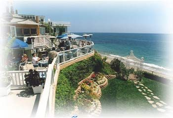 Dining At The Cliff Restaurant Laguna Beach