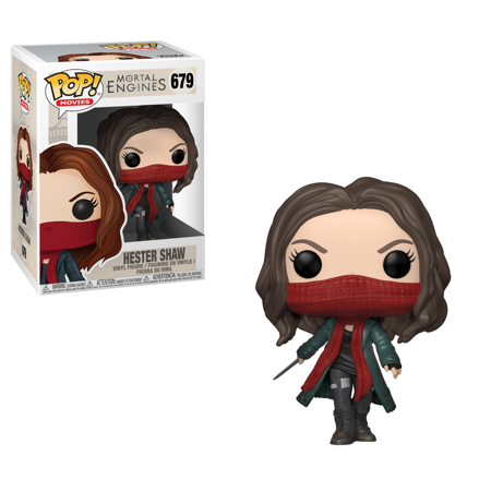 Funko Pop! Movies: Mortal Engines - Hester Shaw | Products