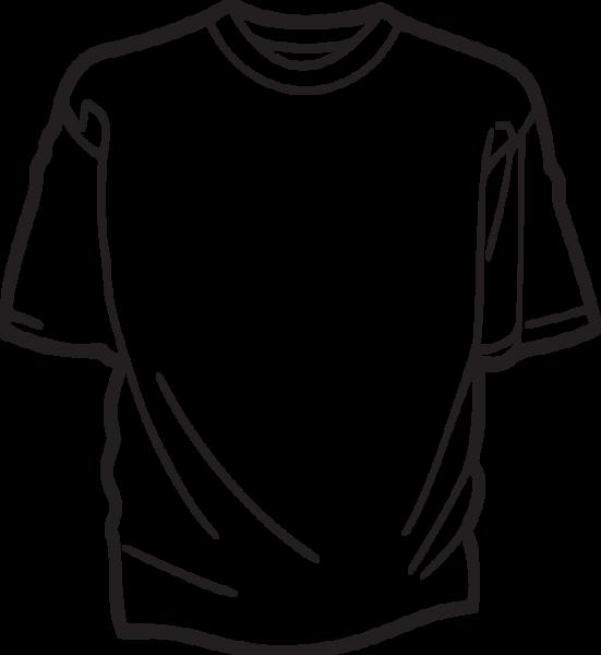 366ra T Shirt Clipart Black And White Blank T Shirts Tshirt Designs