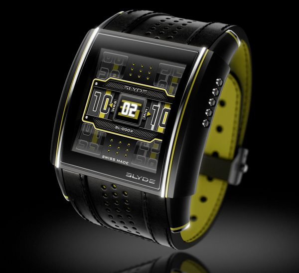SLYDE Sport Watches With Matching Engines 2013 | aBlogtoWatch