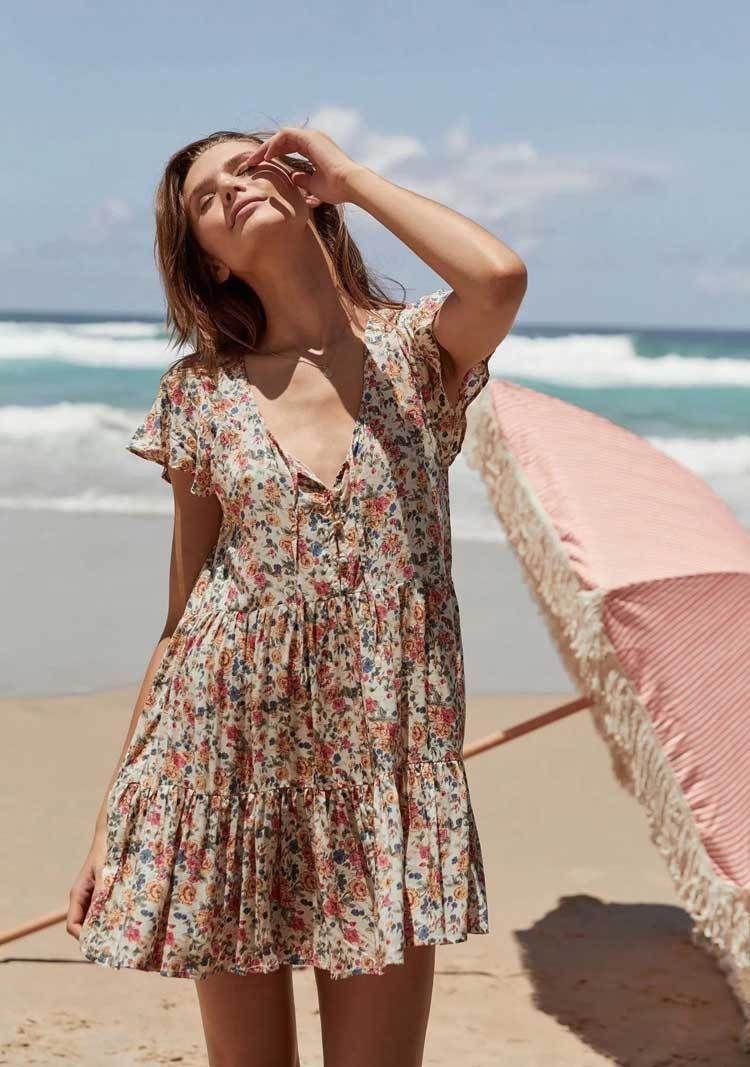 Marigold Summer Dress