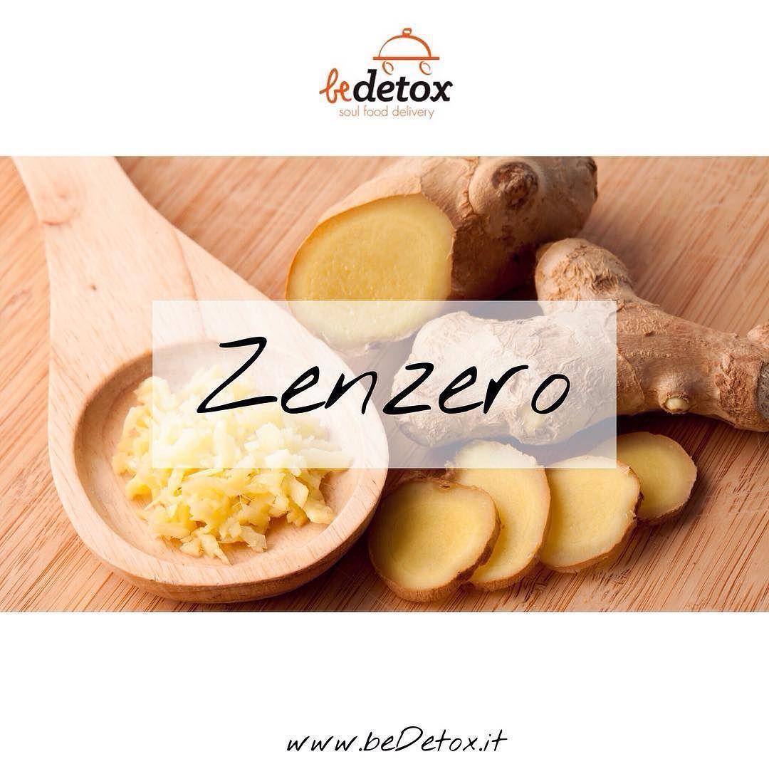 #zenzero  è stimolante e aiuta a smuovere i ristagni di grasso nell'organismo  ha un'azione digestiva e carminativa  aumenta il tono del tratto intestinale  #beDetox!