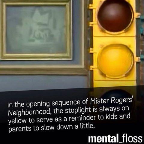 Mister Rogers Mister Rogers Neighborhood Mr Rogers Stop Light