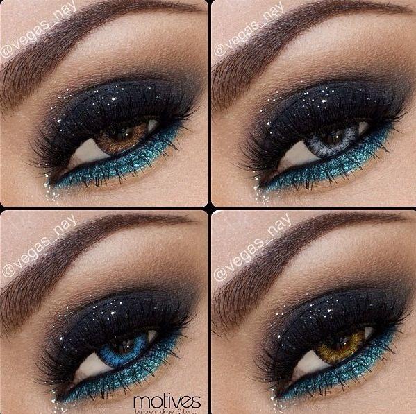 Best 25 Teal Eye Makeup Ideas On Pinterest Teal
